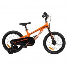"""Детский велосипед RoyalBaby Chipmunk MOON 18"""", Магний, OFFICIAL UA, оранжевый"""