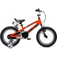 """Детский велосипед RoyalBaby SPACE NO.1 Alu 12"""", OFFICIAL UA, оранжевый"""