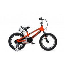 """Детский велосипед RoyalBaby SPACE NO.1 Alu 16"""", OFFICIAL UA оранжевый"""
