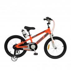 """Детский велосипед RoyalBaby SPACE NO.1 Steel 16"""", OFFICIAL UA, оранжевый"""