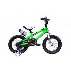 """Детский велосипед RoyalBaby FREESTYLE 20"""", зеленый"""