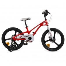 """Детский велосипед RoyalBaby GALAXY FLEET PLUS MG 18"""", OFFICIAL UA, красный"""