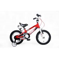"""Детский велосипед RoyalBaby SPACE NO.1 Alu 16"""", красный"""