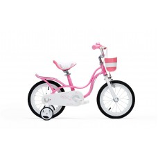 """Детский велосипед RoyalBaby LITTLE SWAN 16"""", розовый"""