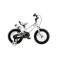 """Детский велосипед RoyalBaby FREESTYLE 16"""", OFFICIAL UA белый"""