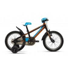 """Детский велосипед Haibike Greedy 16"""", рама 21см, 2016"""