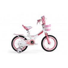 """Детский велосипед RoyalBaby JENNY GIRLS 16"""", розовый"""