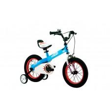 """Детский велосипед RoyalBaby HONEY 18"""", синий"""