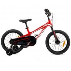 """Детский велосипед RoyalBaby Chipmunk MOON 16"""", Магний, OFFICIAL UA, красный"""