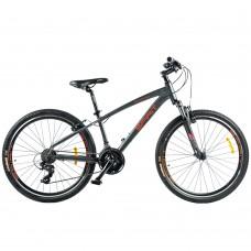 """Велосипед Spirit Spark 6.0 26"""", рама M, темно-серый/матовый, 2021"""