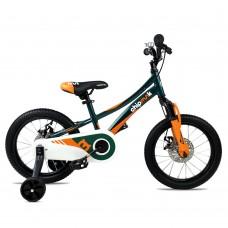 """Детский велосипед RoyalBaby Chipmunk EXPLORER 16"""", OFFICIAL UA, зелёный"""