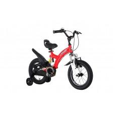 """Детский велосипед RoyalBaby FLYBEAR 18"""", красный"""