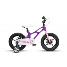 """Детский велосипед RoyalBaby SPACE SHUTTLE 14"""", OFFICIAL UA, фиолетовый"""